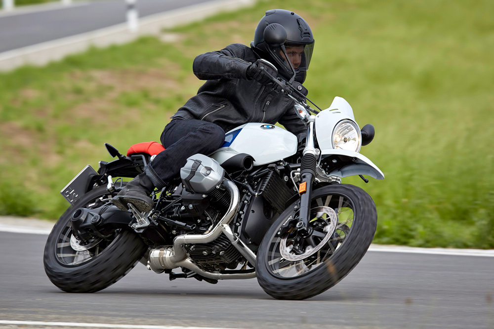 BMW NineT Enduro