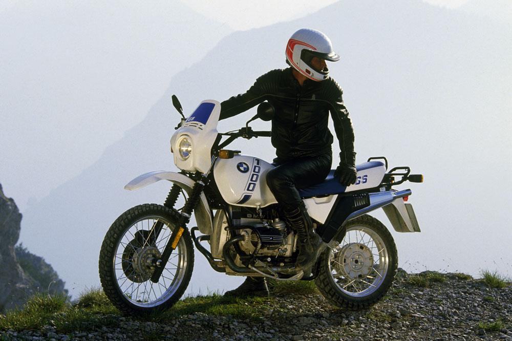 BMW R 100 GS una trail que marcó el camino de las maxitrail