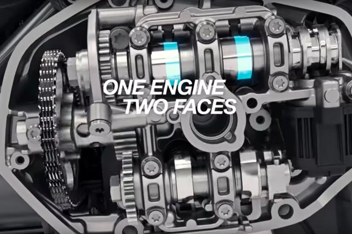 Un mismo motor, dos personalidades: ventajas de la distribución variable de la BMW R 1250 GS