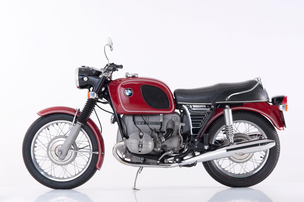 BMW R 60 /5 de 1969