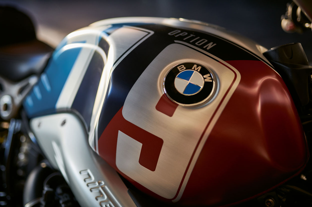 BMW R NineT 2019