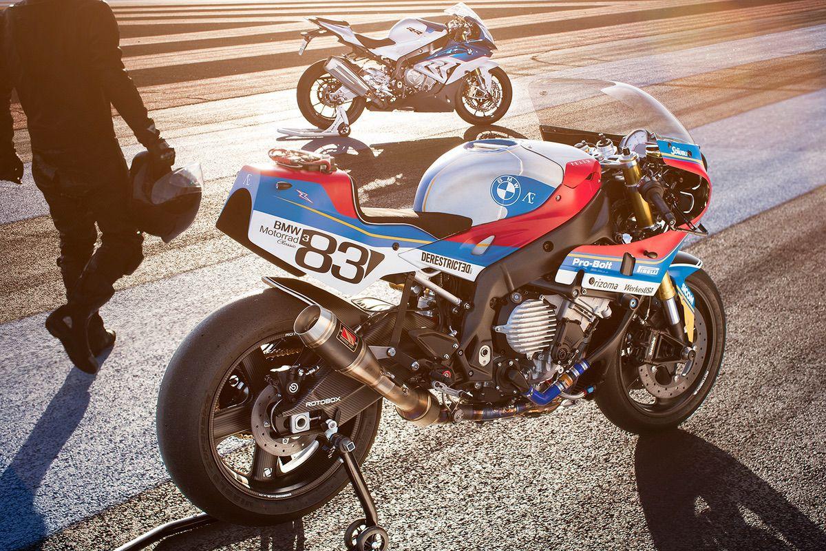 BMW S1000RR Café Racer