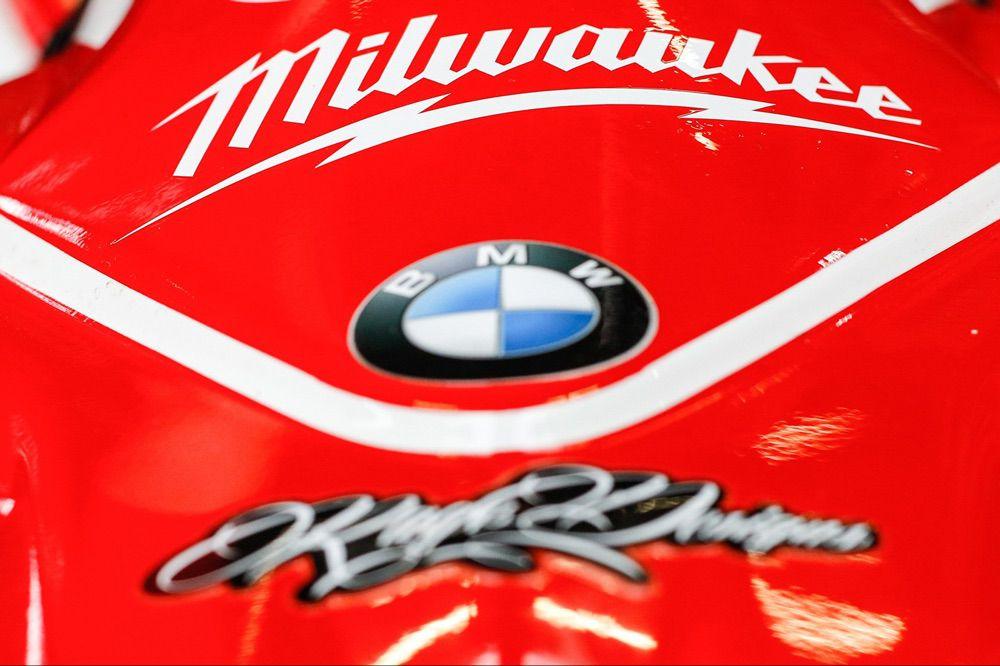 BMW del Mundial de Superbike