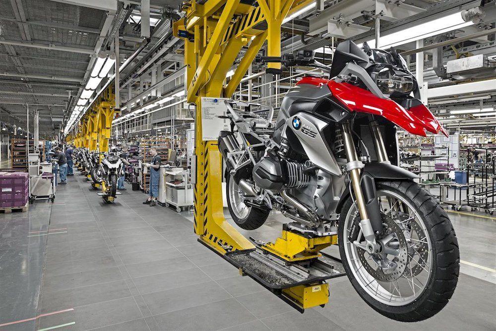 Industria moto