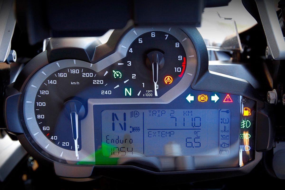 Cuadro BMW R1200GS
