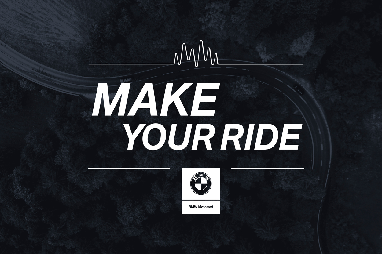 BMW Make your Ride