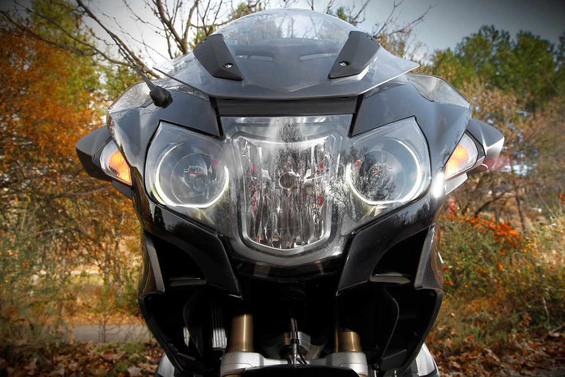BMW R1200RT frontal