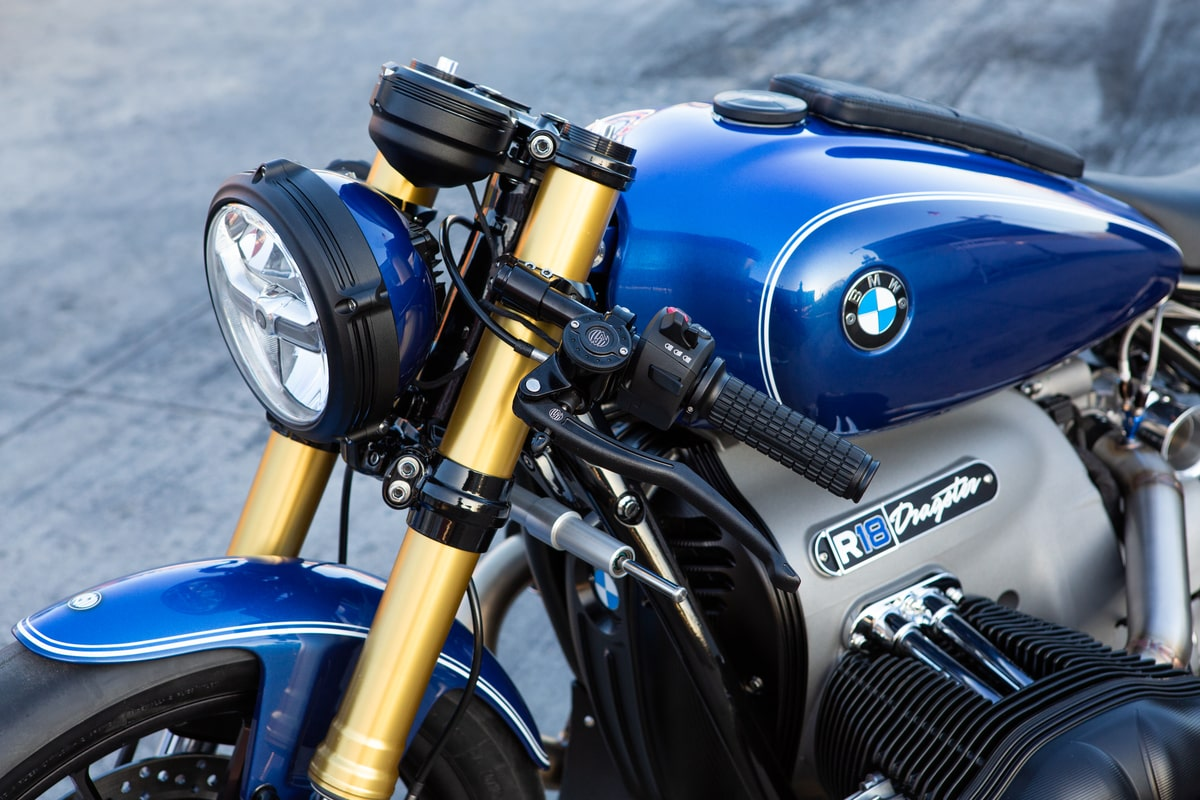 BMW R 18 Dragster