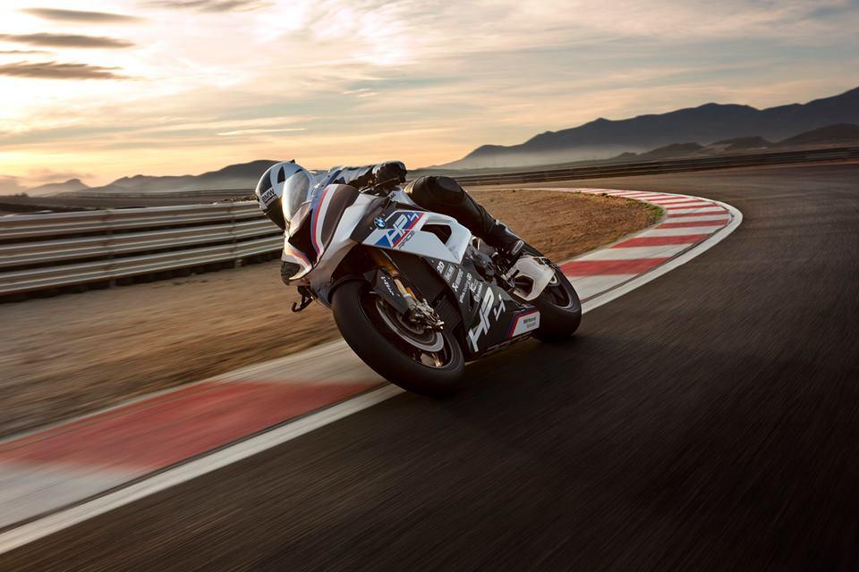 BMW S1000RR HP4 Race 2017