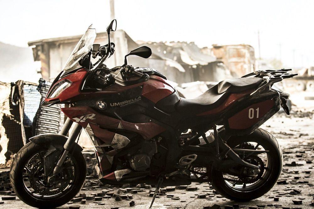 BMW S1000XR Resident Evil