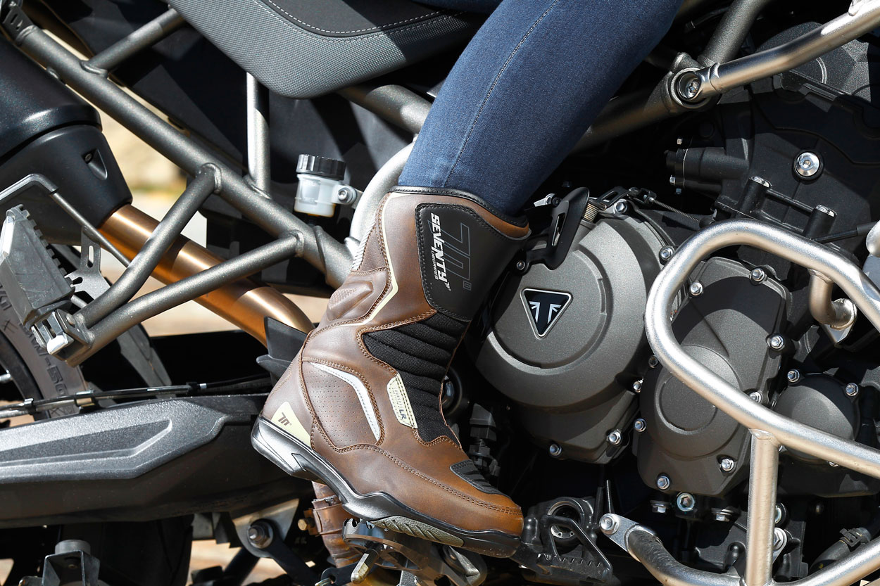 Botas de moto Seventy Degrees Touring