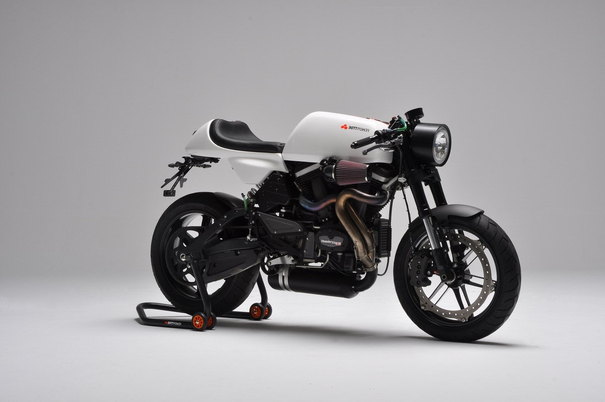 Bottpower XC1 Cafe Racer