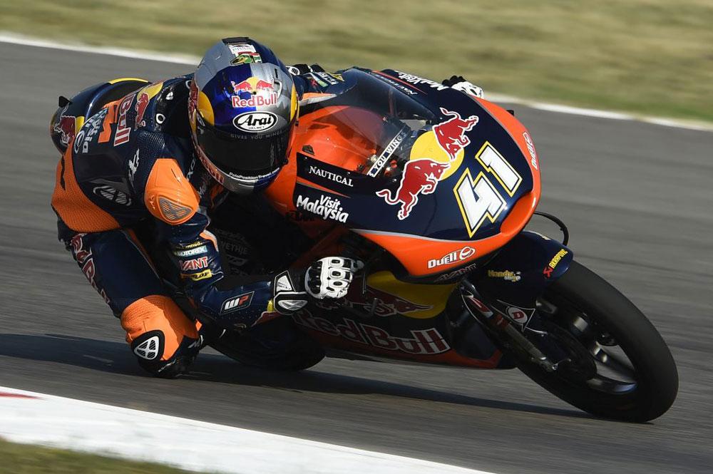 Brad Binder logra la victoria en el Gran Premio de San Marino