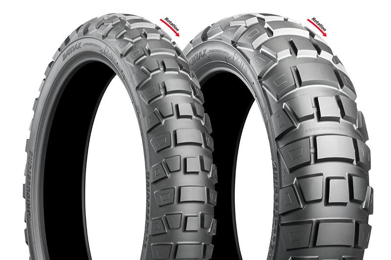Bridgestone Adventurecross AX1