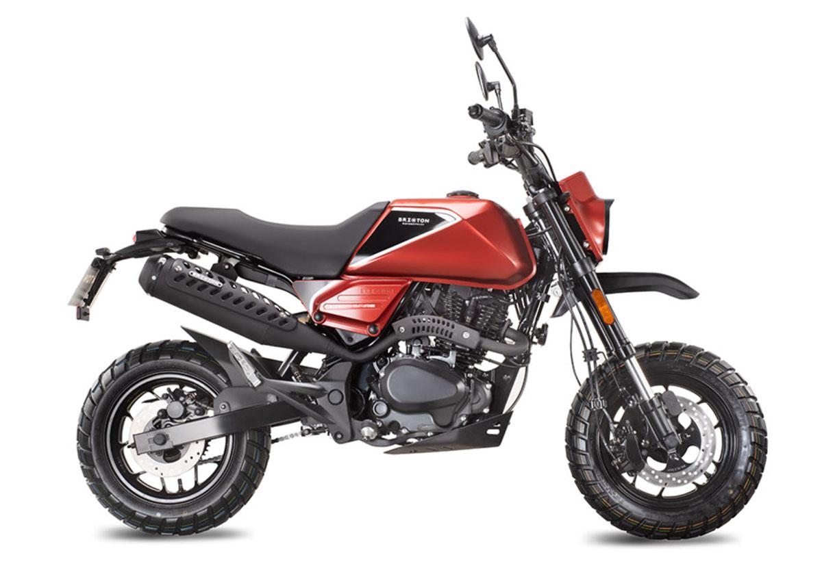 Gama y precios motos Brixton
