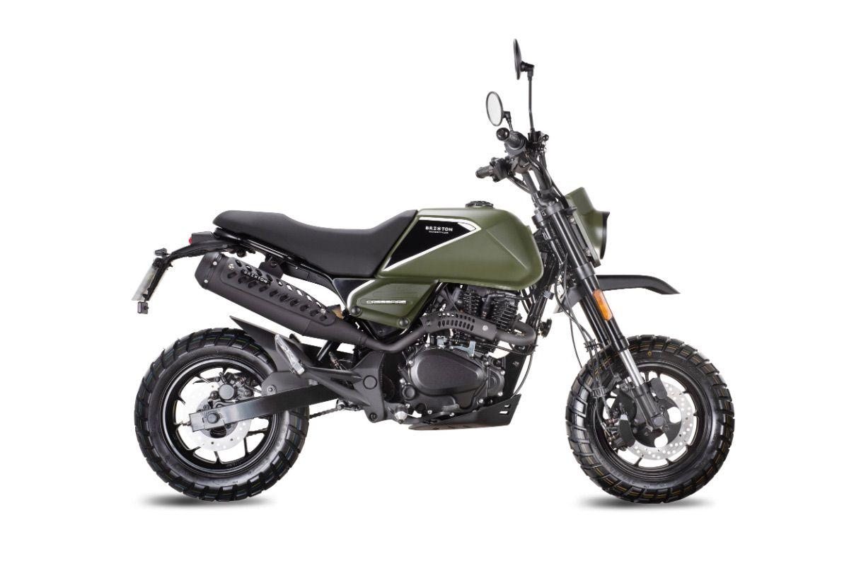 Brixton Crossfire 125 XS: la mini-bike 125cc más económica