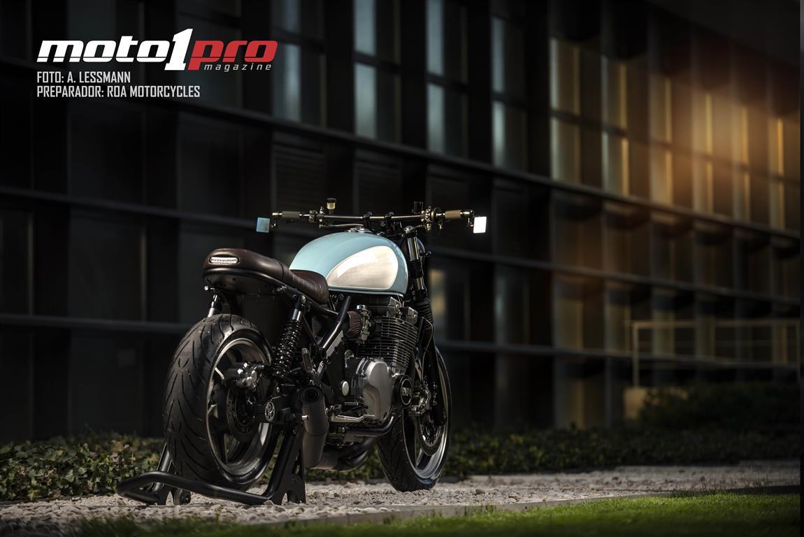 Cafe Racer Moto1pro, Kawasaki Zephyr 1100 Moto1pro