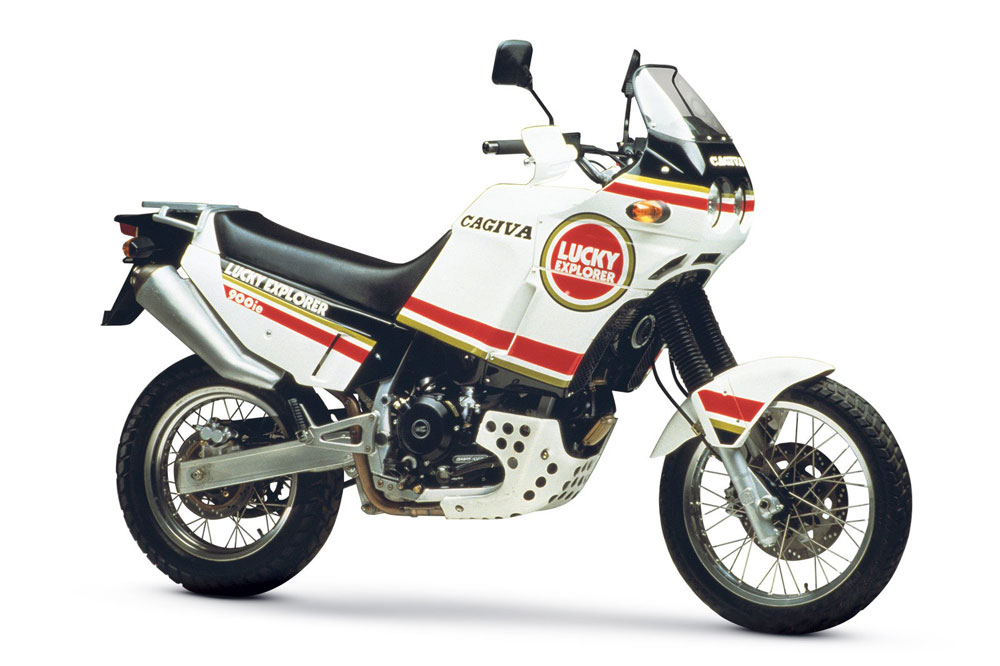 Cagiva Elefant 900 ie