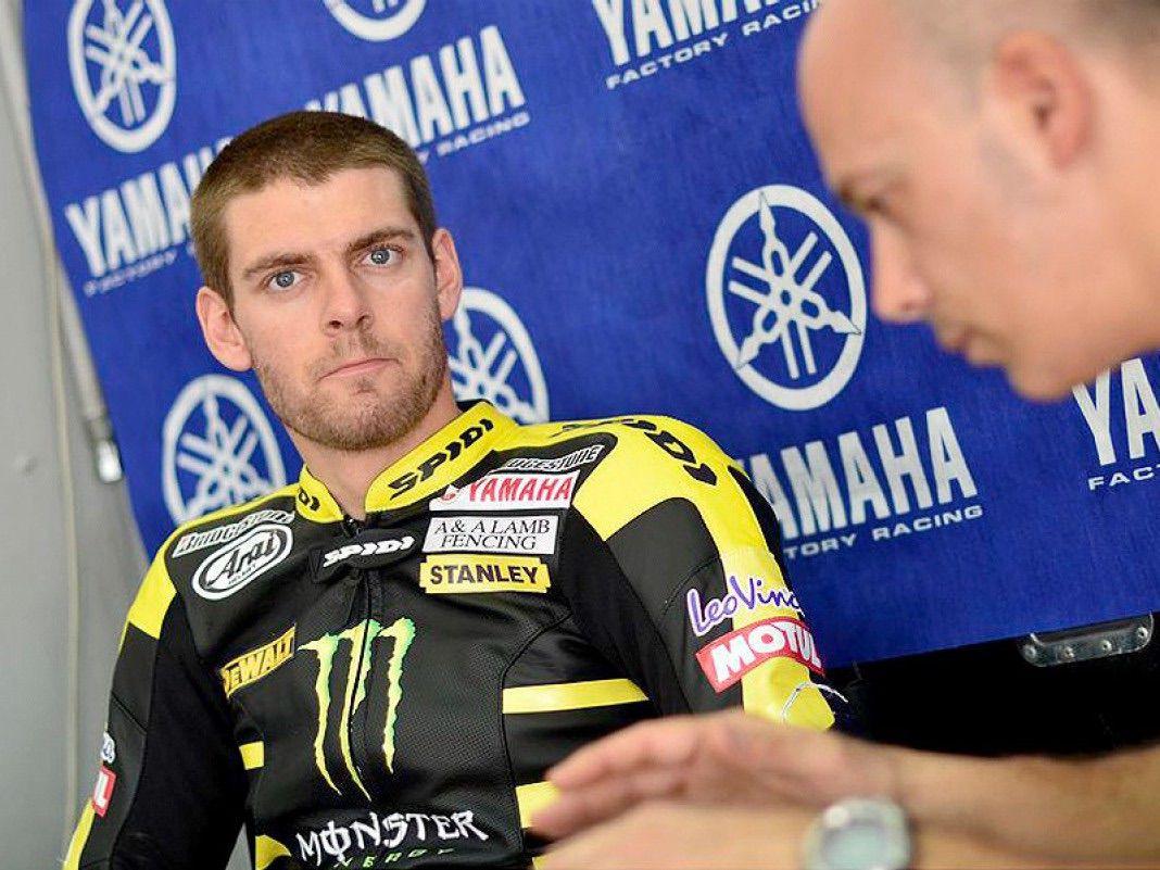 Cal Crutchlow nuevo piloto de pruebas de Yamaha