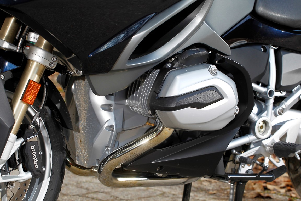 Cambio BMW R1200RT