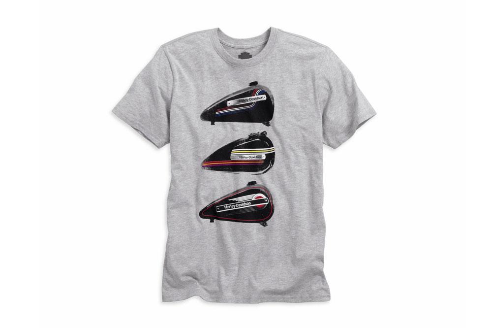 Camiseta Harley Davidson Primavera 2016