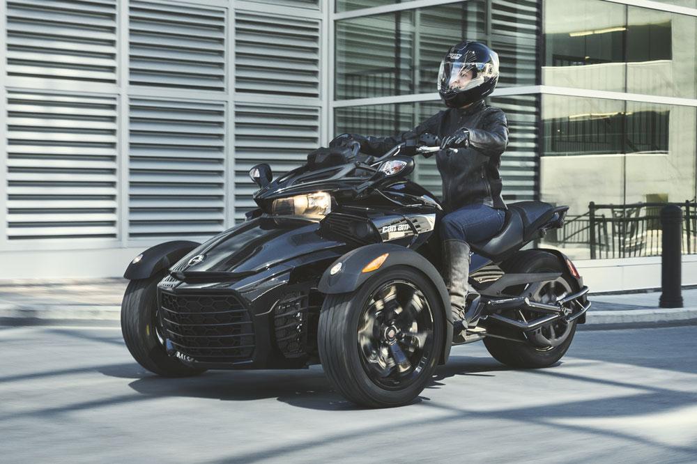 Can Am Spyder F3 2017