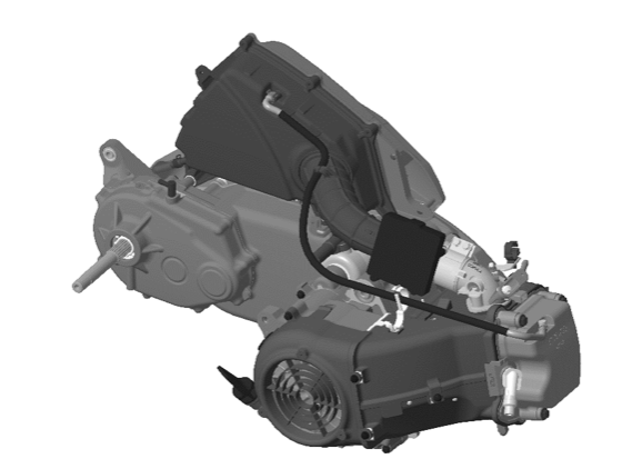 Motor KYMCO