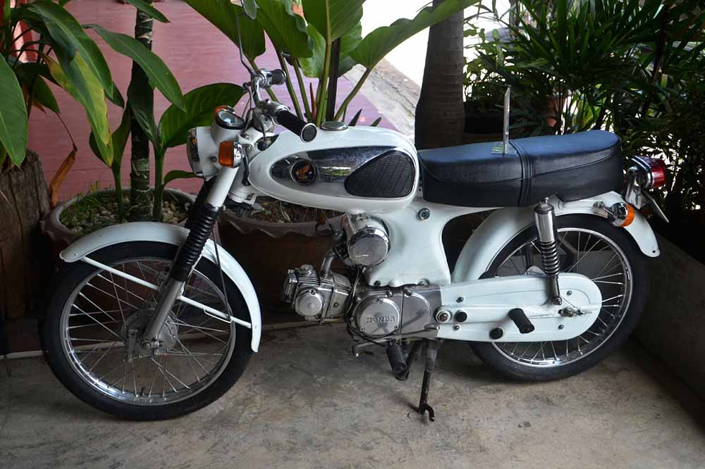 Moto histórica