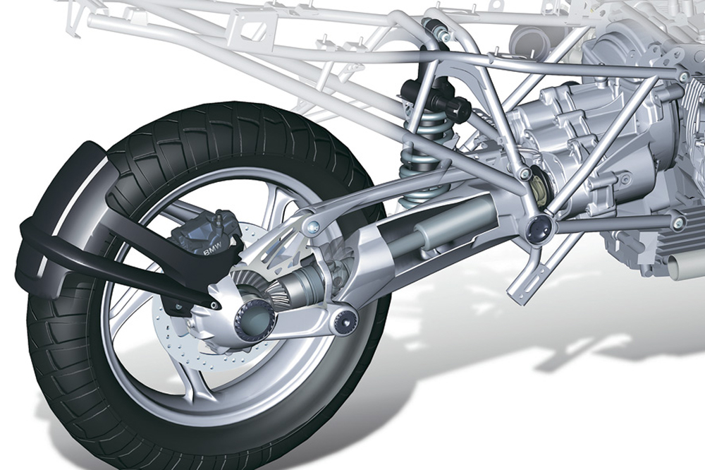 Cardan Moto BMW