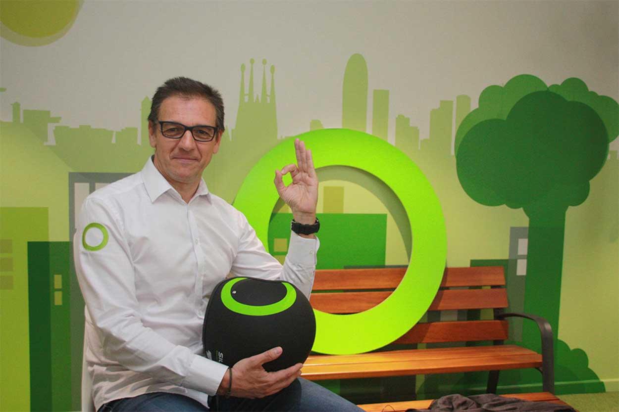 Carlos Sotelo, CEO y Fundador de la marca de scooter eléctricos Silence