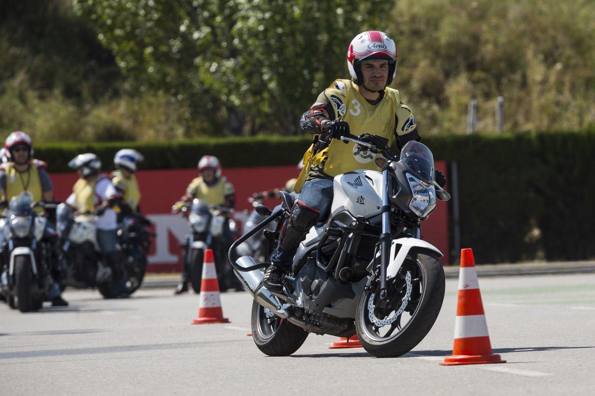 Carnet moto