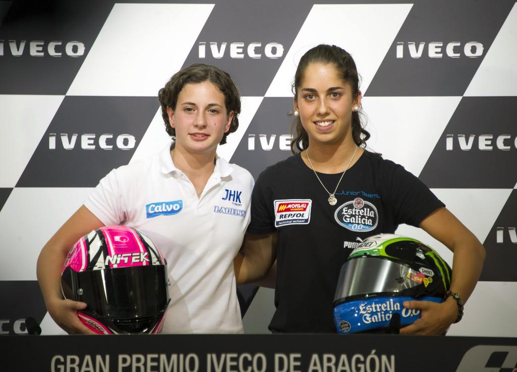 Encuesta: ¿Debería existir un Campeonato del Mundo de Motociclismo femenino?