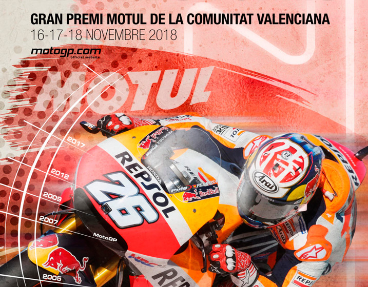 GP Valencia 2018