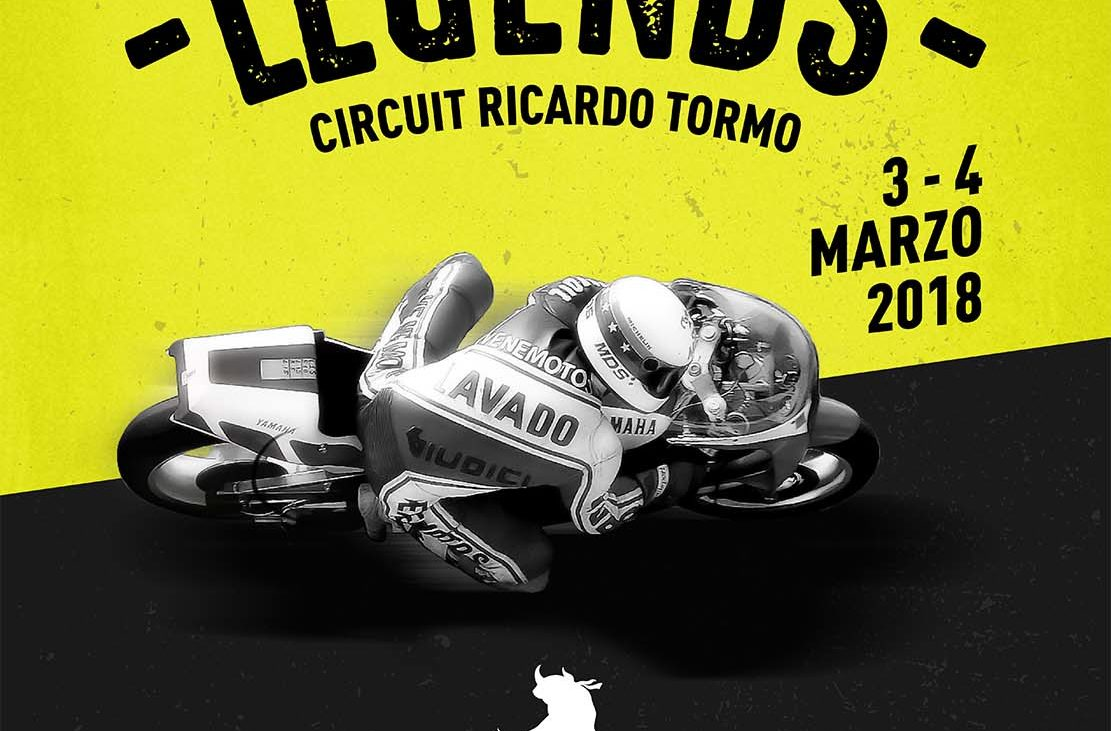Racing Legends 2018