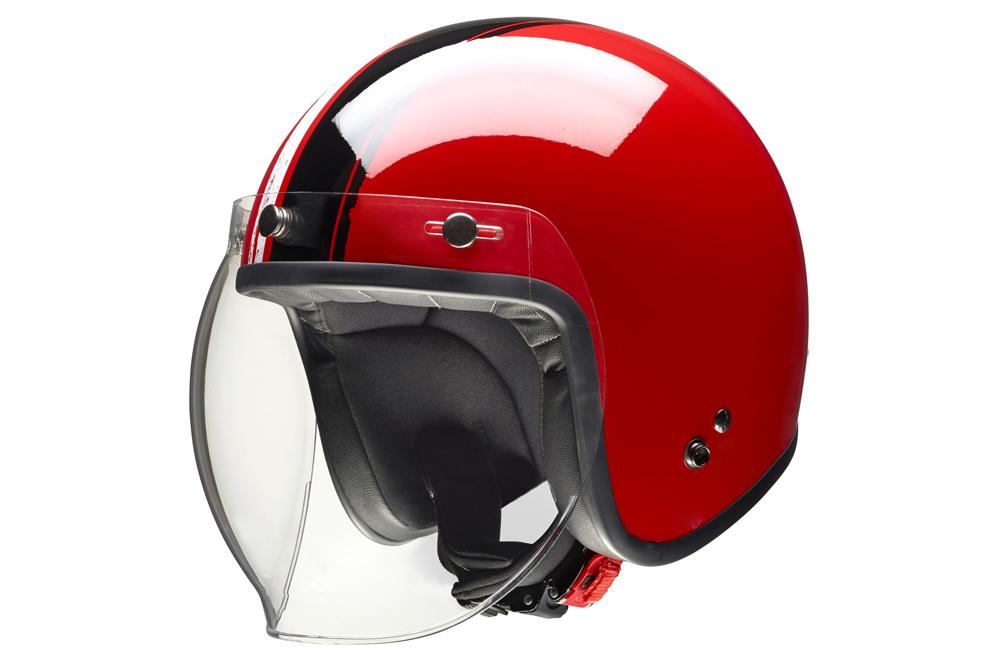 Casco abierto para moto Givi 20.7 Oldster