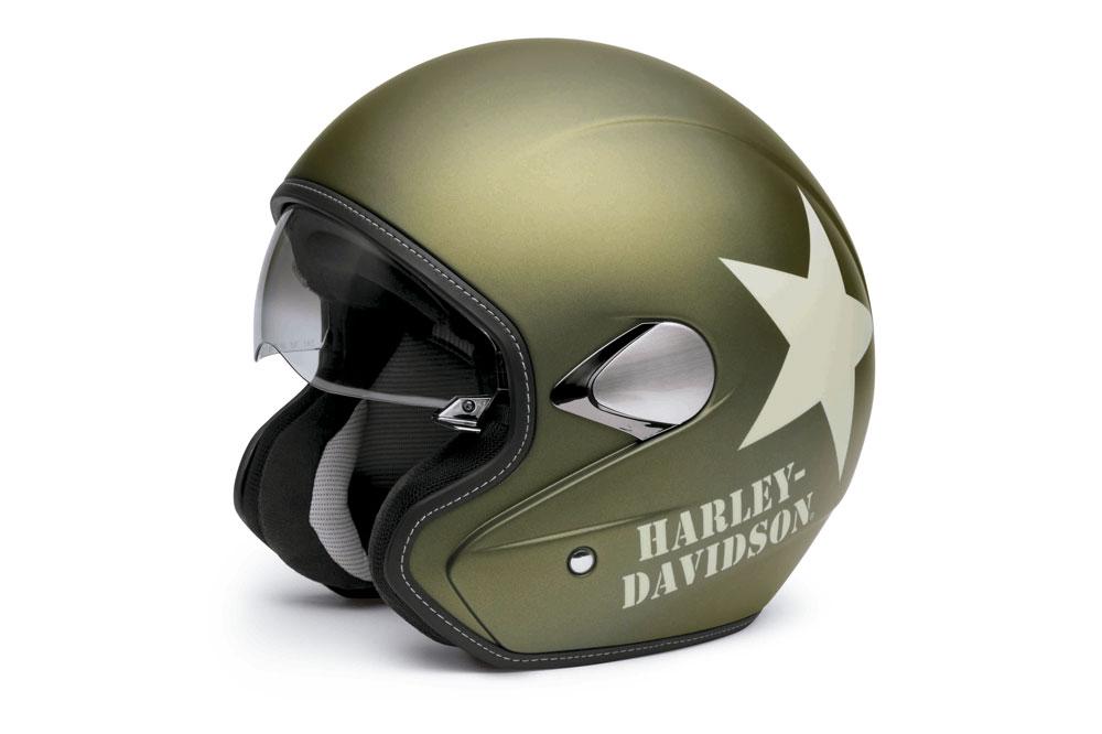 Casco Harley Davidson Primaveras 2016