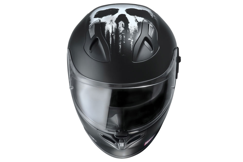 Casco de moto HJC Punisher