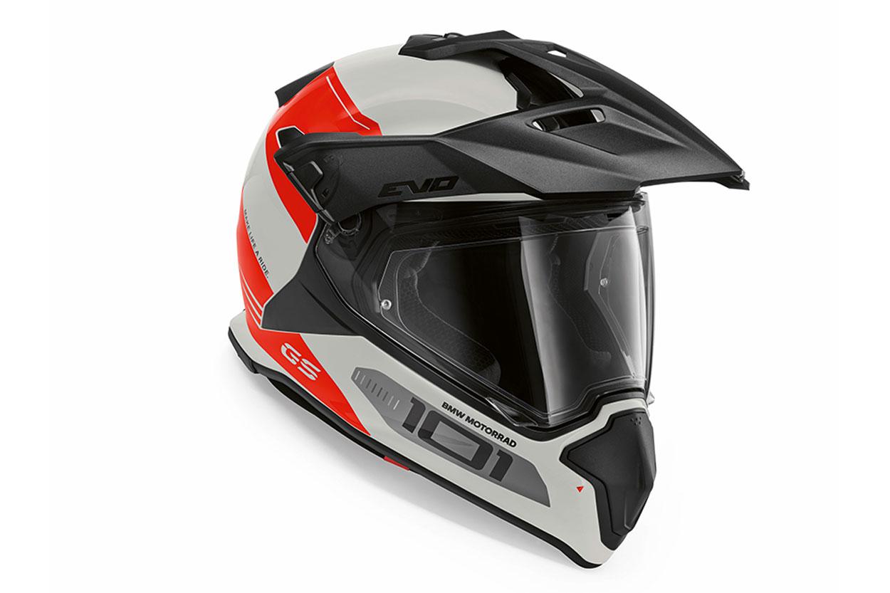 Casco para moto BMW GS Carbon EVO