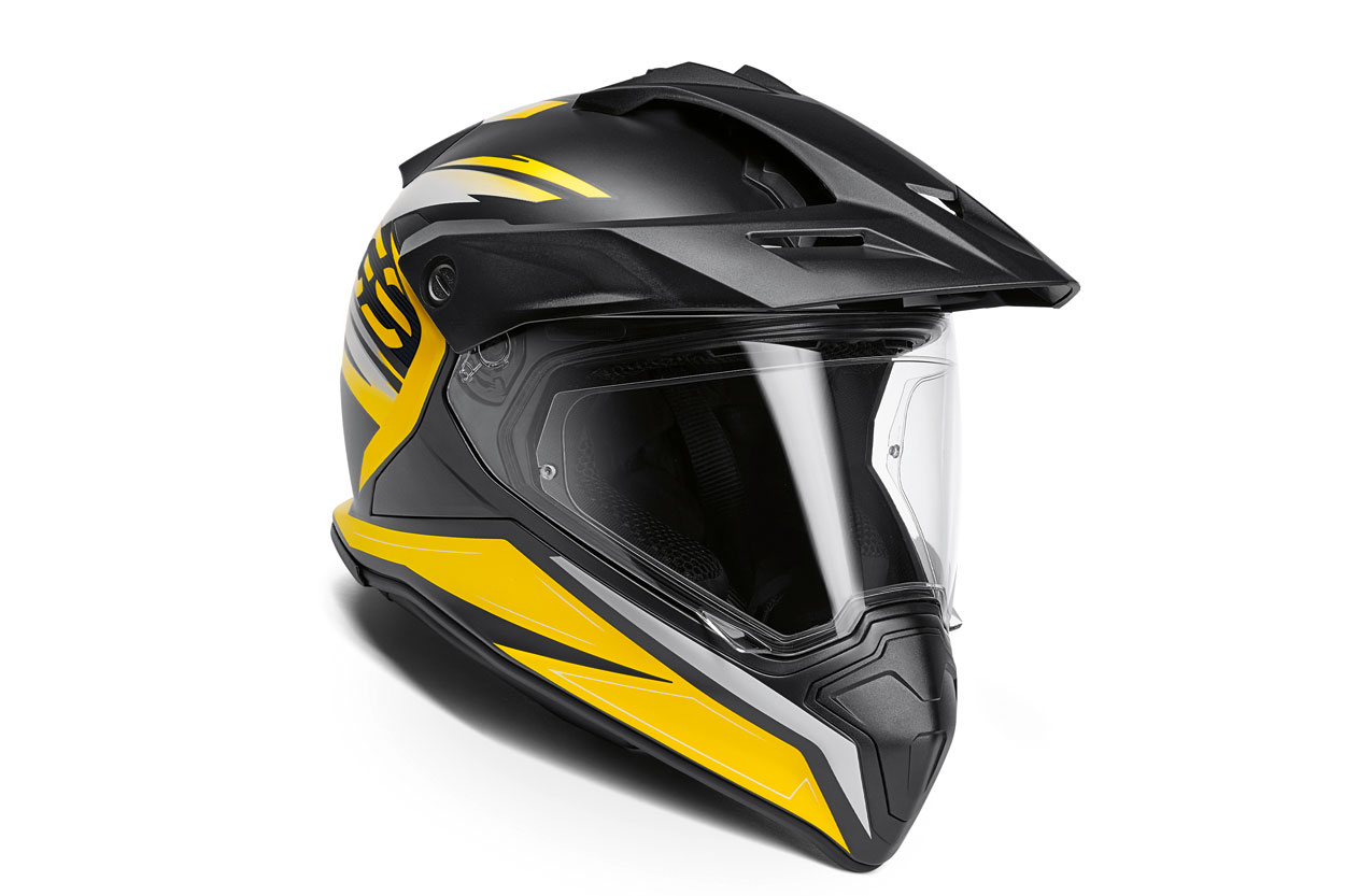 Casco de moto BMW GS Carbon Trophy