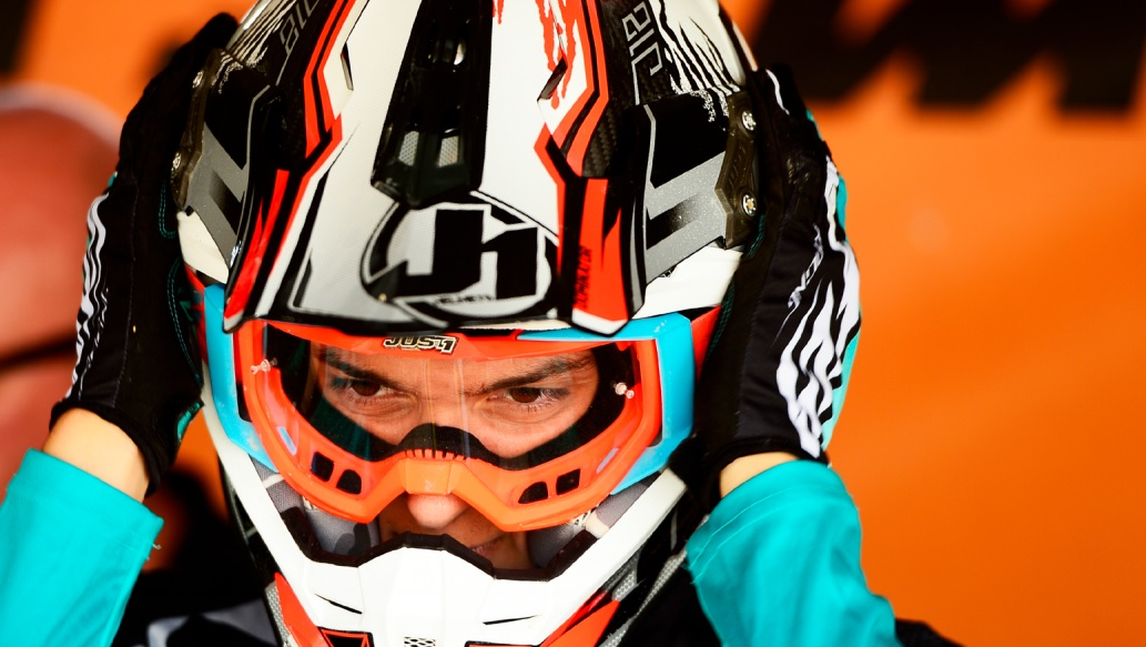 casco enduro motocross