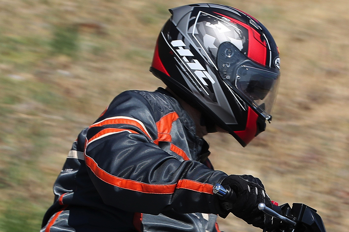 Casco de moto HJC FG ST