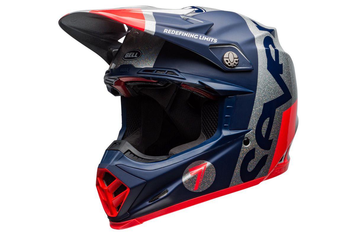 casco de moto Bell 9 Flex