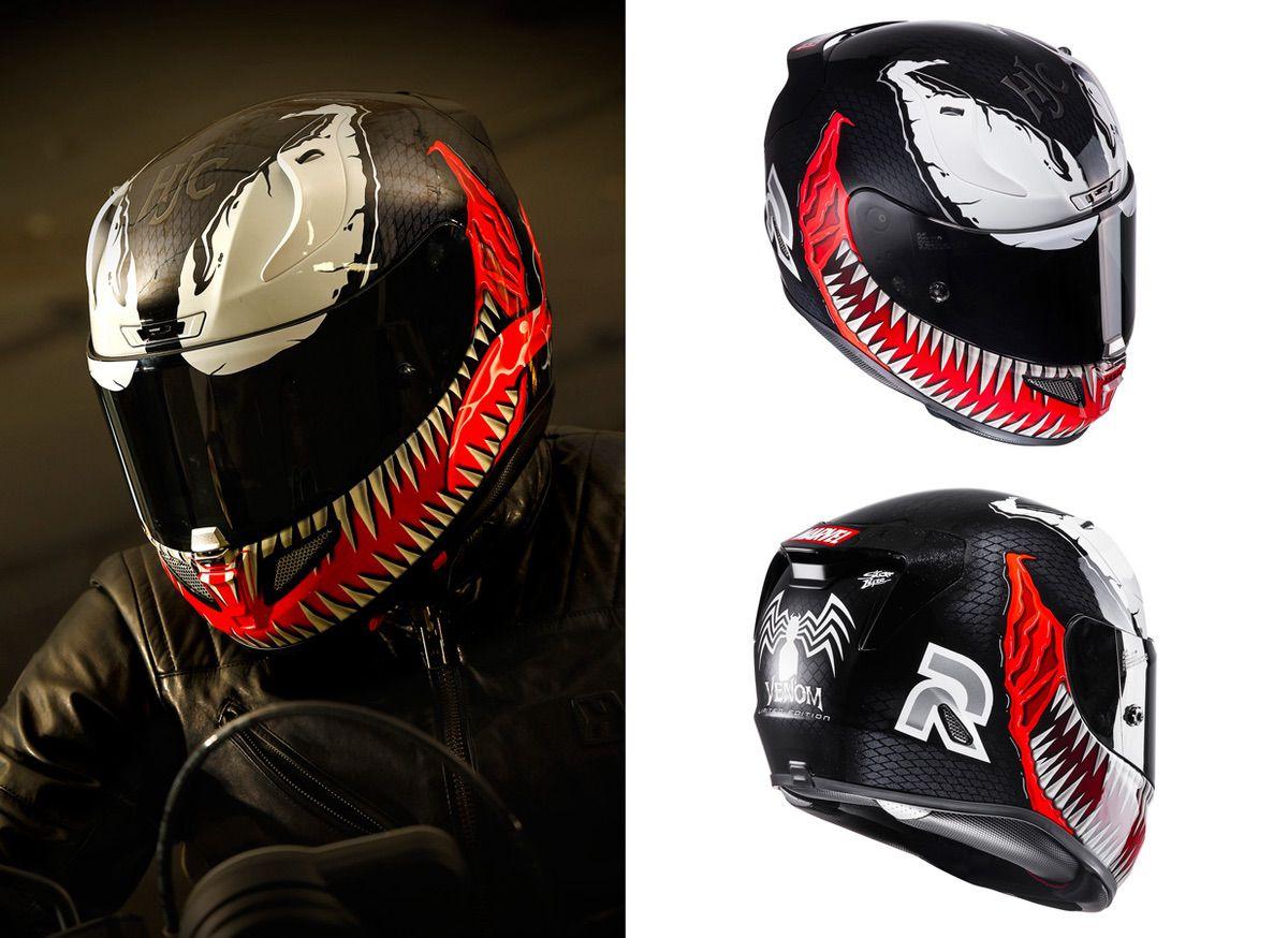 """HJC RPHA 11 """"Venom"""""""