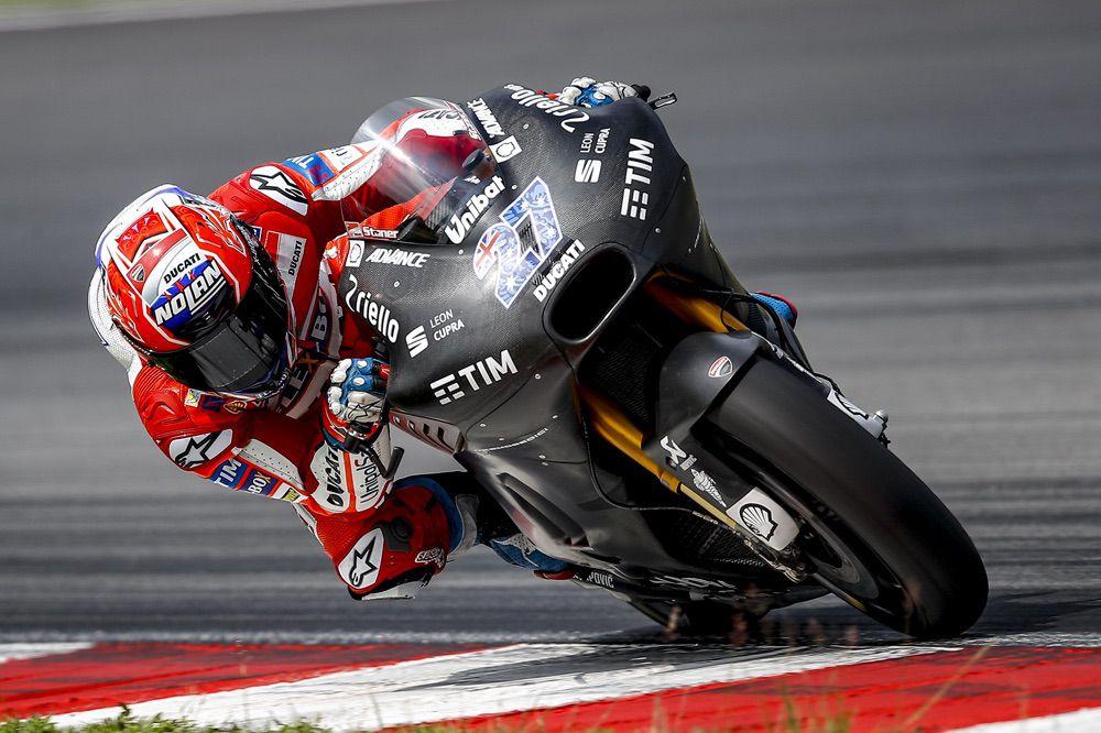 Casey Stoner manda en la primera sesión de los Test de Sepang MotoGP