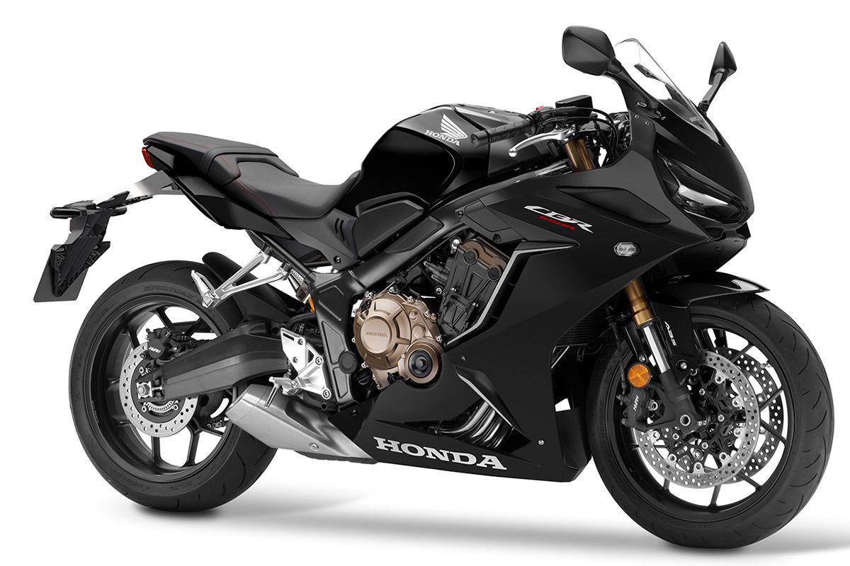 Nueva Honda CBR650R 2021