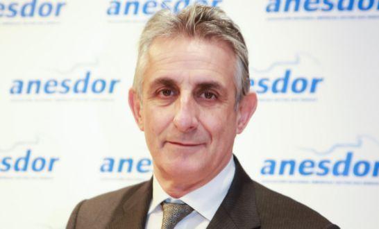 Cesar Rojo, presidente de Anesdor
