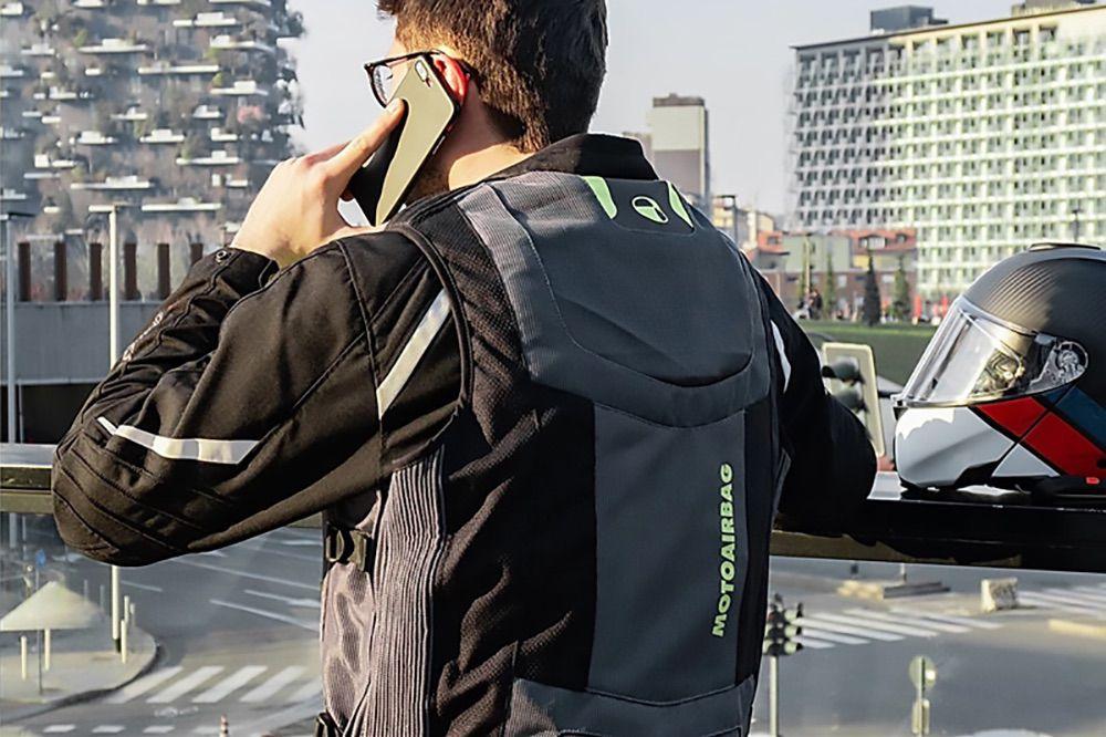 Resultados encuesta: Chaleco airbag obligatorio ¿sí o no?