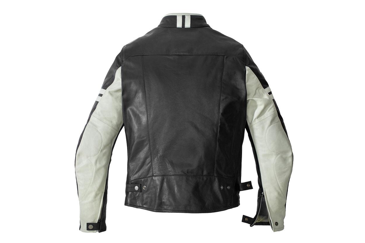 Chaqueta de moto Spidi Vintage Leather