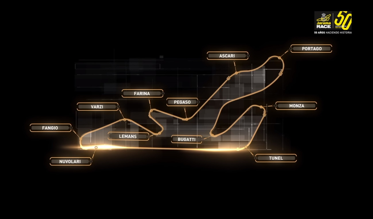 Circuito Jarama : El circuito del jarama ya tiene nueva torre
