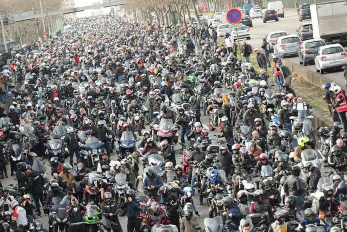 Circular entre coches en Francia: segunda oportunidad